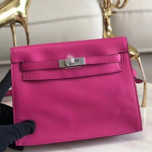 Hermes Magnolia Swift Kelly Danse Bag