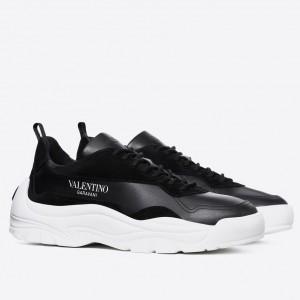 Valentino Garavani Black Man Sneaker