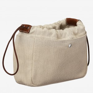 Hermes Small Fourbi 20cm Insert Bag