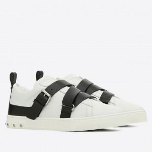 Valentino Garavani Black/White V-Punk Sneaker