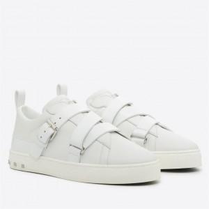 Valentino Garavani White V-Punk Sneaker