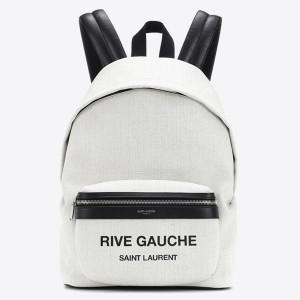 Saint Laurent Rive Gauche City Backpack