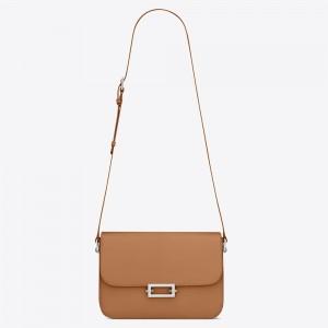 Saint Laurent Le Pave Bag In Camel Calfskin