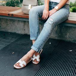 Introducing Hermes Oran Sandals