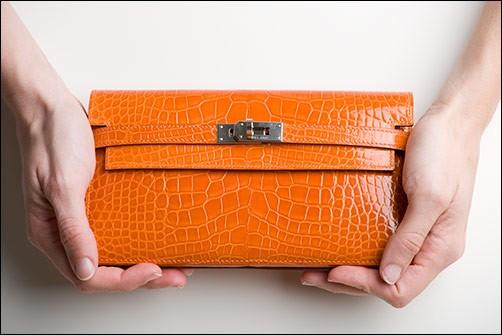 Introducing Hermes Kelly Wallet