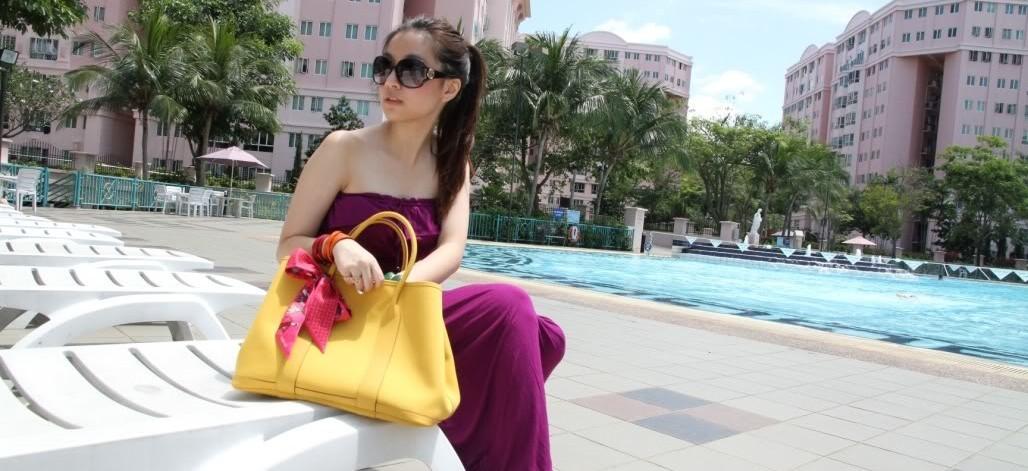 Introducing Hermes Garden Party Bag